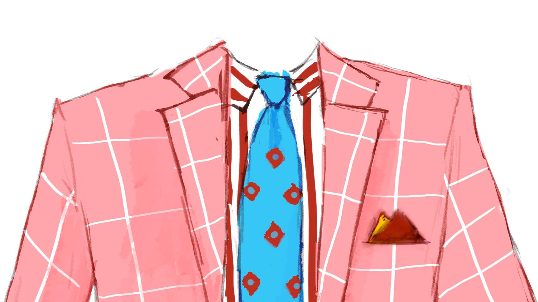 Sager Suit Coat